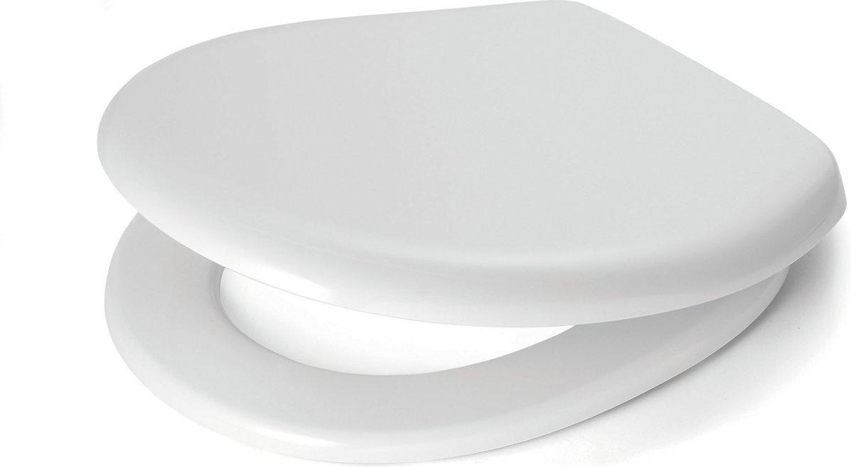 Plieger Royal wc-bril - Duroplast - Wit kopen