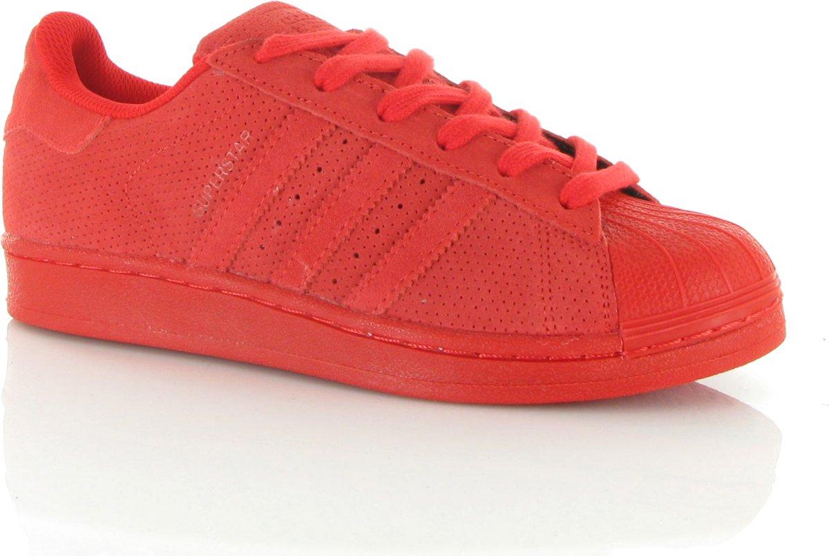 129a7ec6a47 bol.com   Adidas SUPERSTAR RT Rood