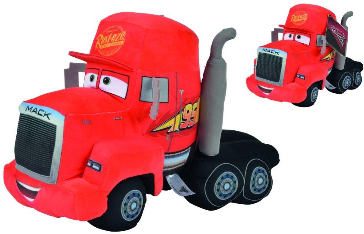 Disney Cars 3 - Mack Truck knuffel (45cm)