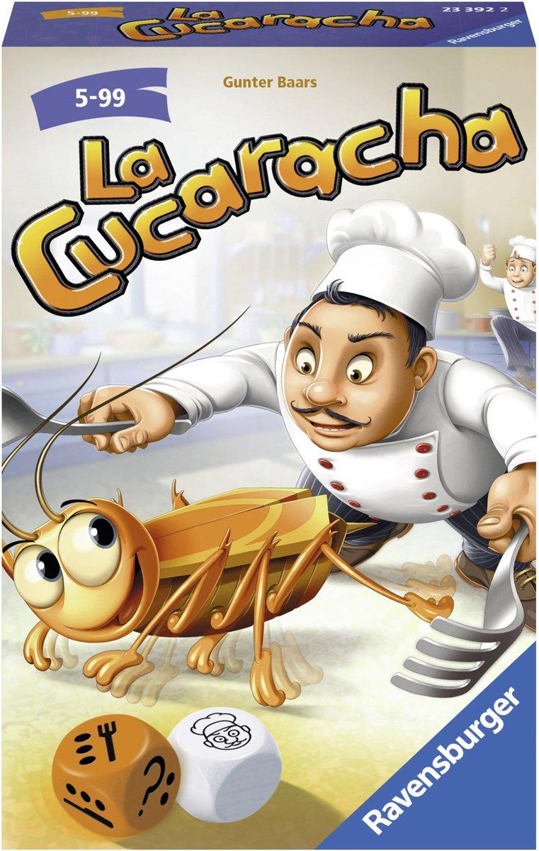 Ravensburger La Cucaracha - pocketspel