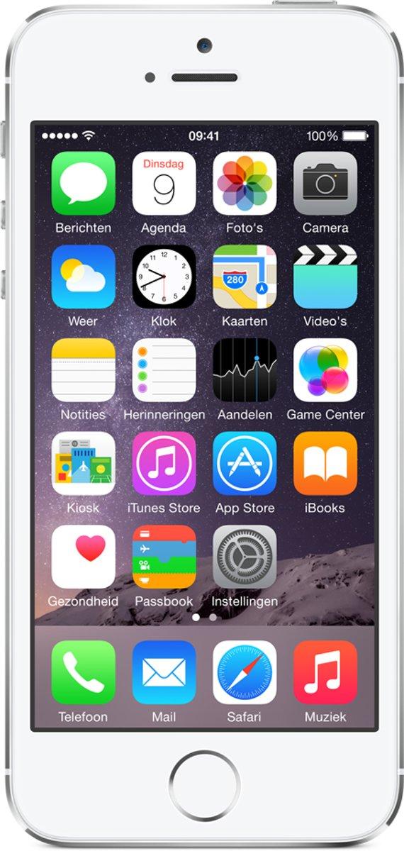 Apple iPhone 5s - 32GB - Zilver kopen