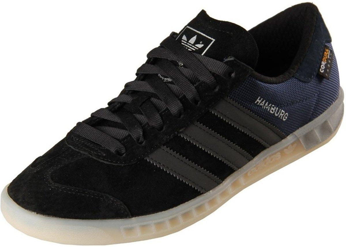 Adidas Baskets Mt Noir / Bleu Hommes Tech Hambourg 38 2/3 ZnwQb
