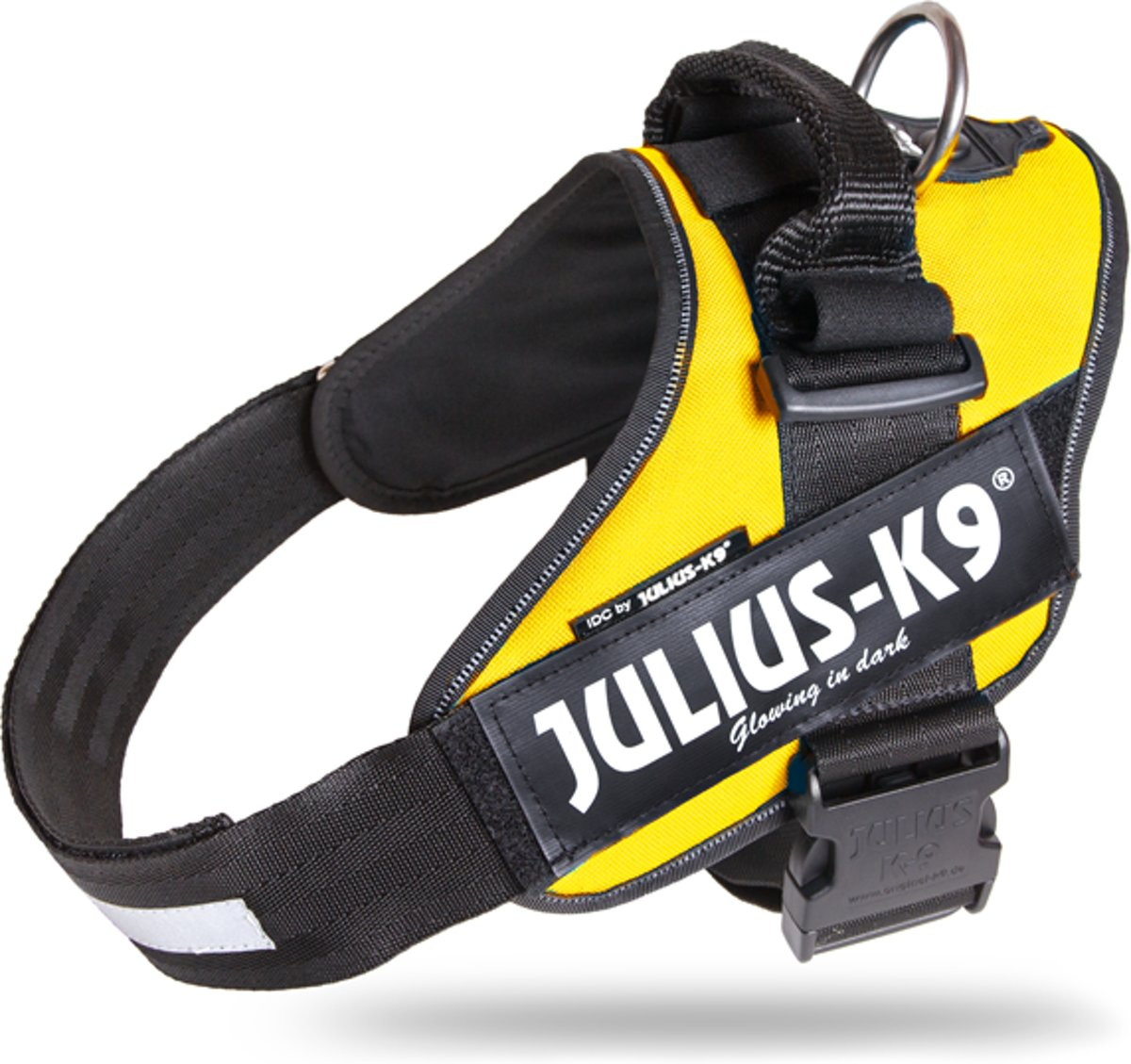 WERELD BEKENDE JULIUS K9 IDC POWERTUIG VOOR TEKSTLABELS SUN MAAT 0