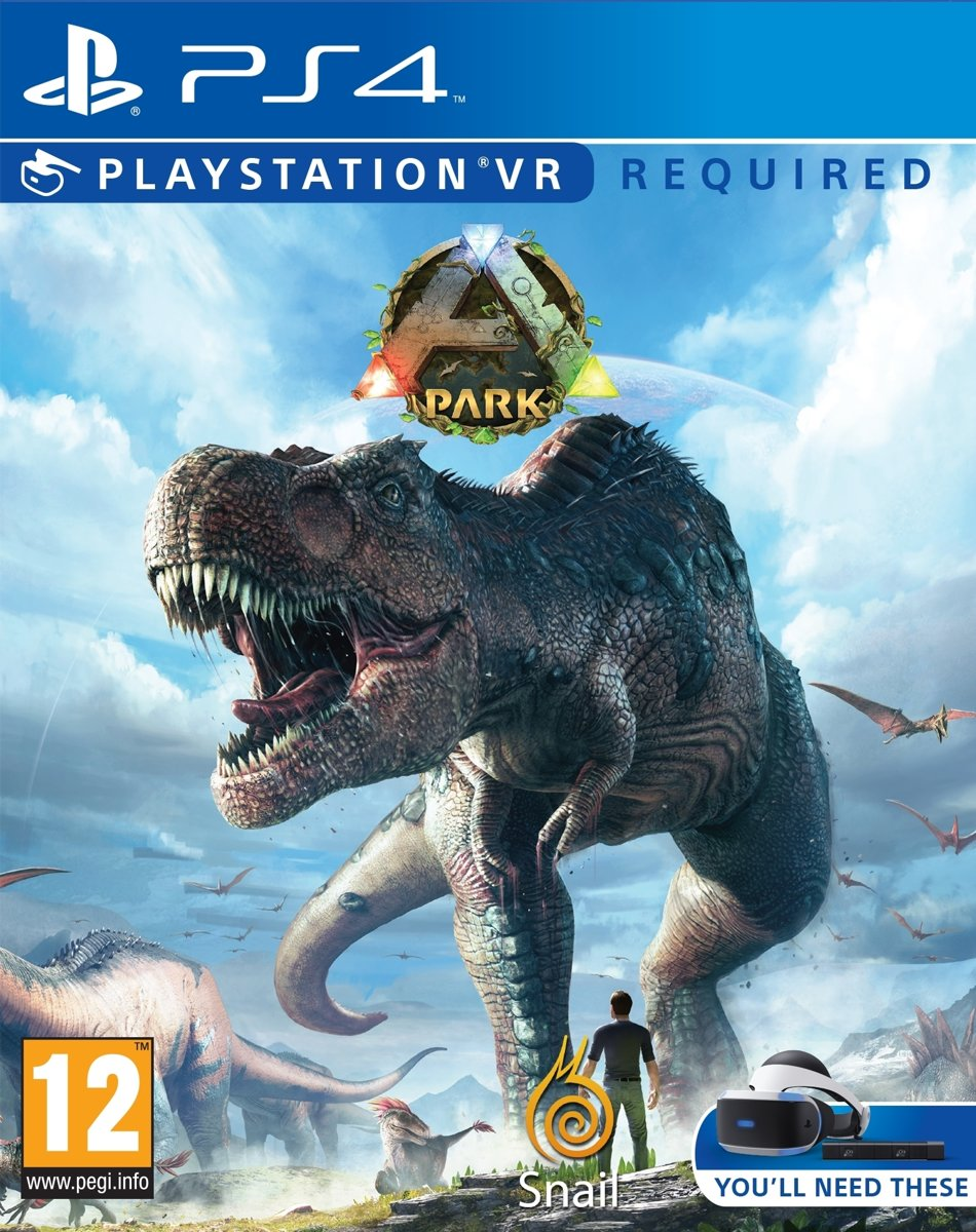 ARK Park - PSVR PlayStation 4