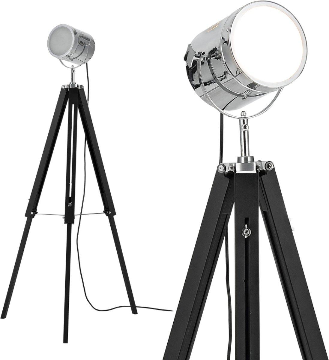 bol.com | Studiolamp Vloerlamp Filmlamp
