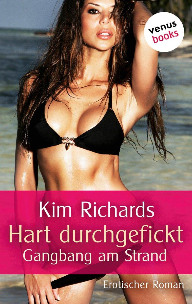bol.com | Hart durchgefickt - Gangbang am Strand (ebook