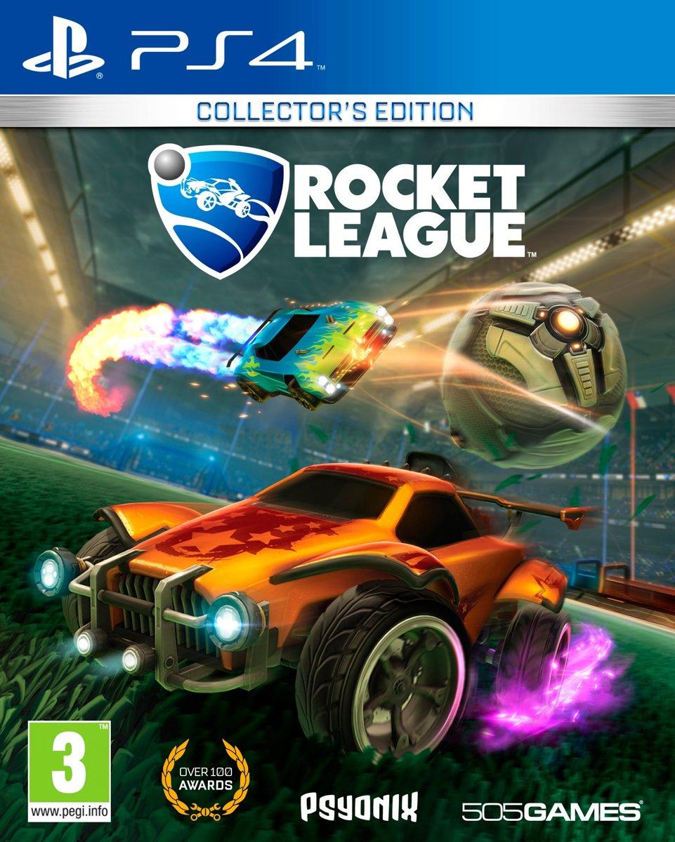 Rocket League - Collectors Edition PlayStation 4