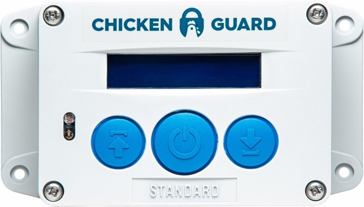 Chickenguard standaard hokopener