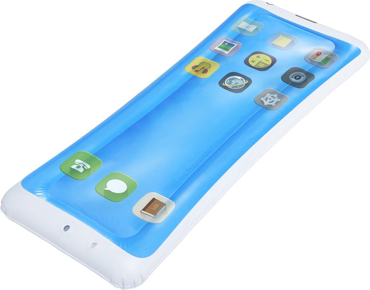 Didak Pool Opblaasbare Mega Smartphone - Opblaasfiguur