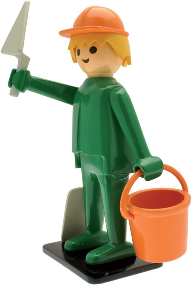 Playmobil: Bouwvakker
