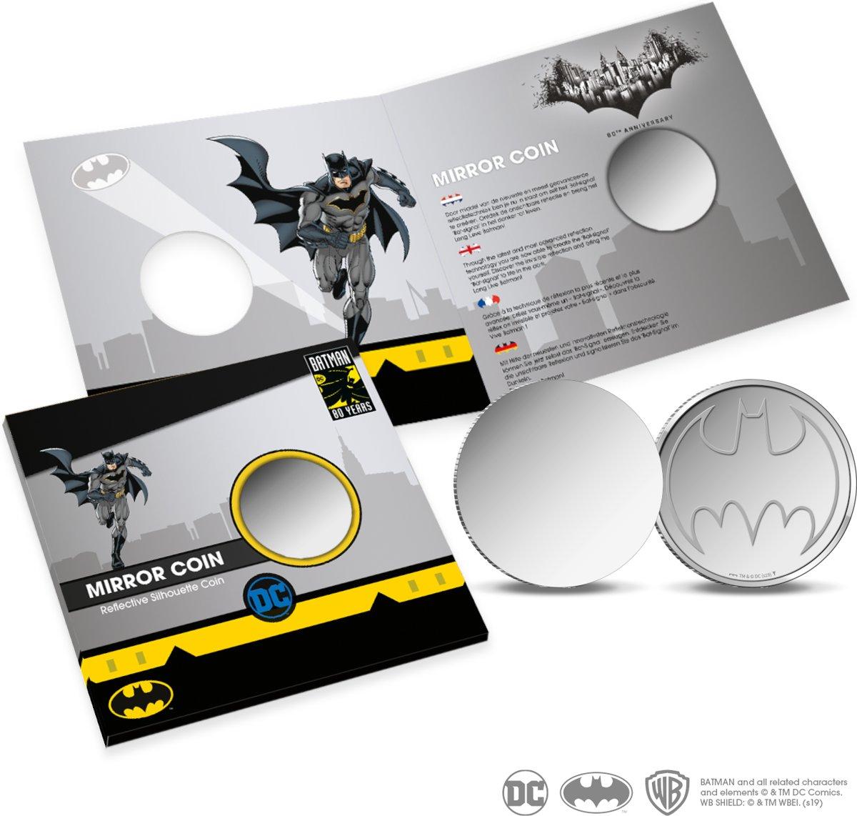 Batman munt: Mirror Coin