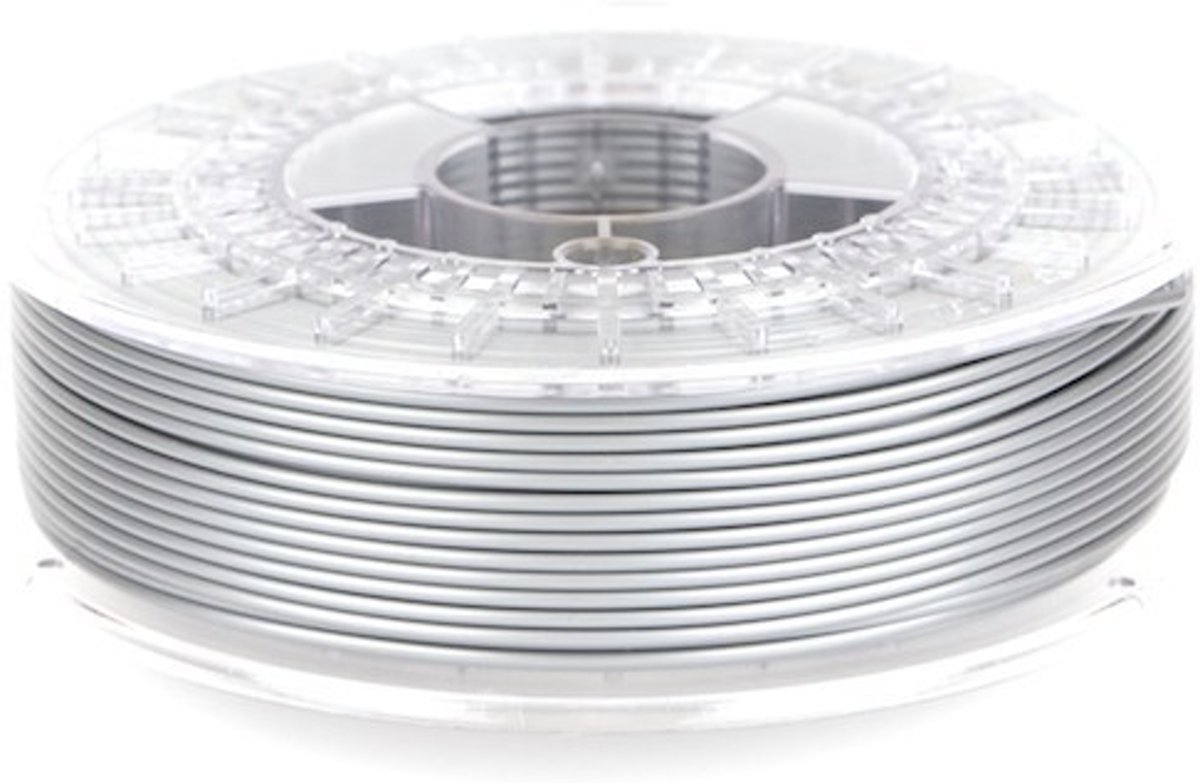 ColorFabb PLA/PHA SHINING SILVER 1.75 / 750 Polymelkzuur Zilver 750g 3D-printmateriaal