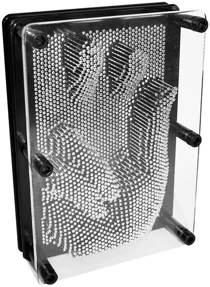 Pin Art XL - Zwart