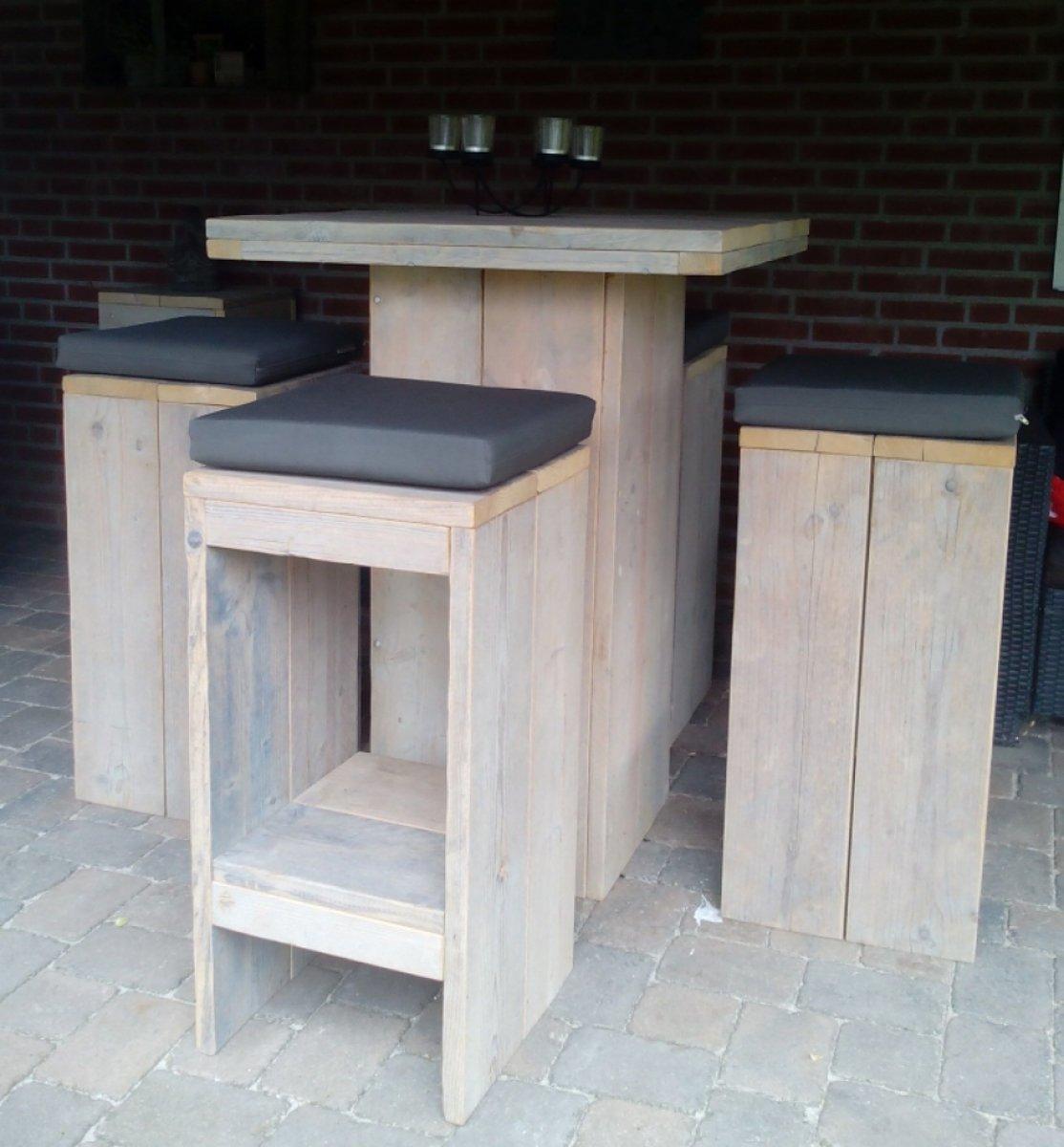 Hoge tafel met barkrukken buiten tuinmeubelen terrasmeubelen ikea barkruk curitiba grijs leen - Ontwerp terrasmeubelen ...