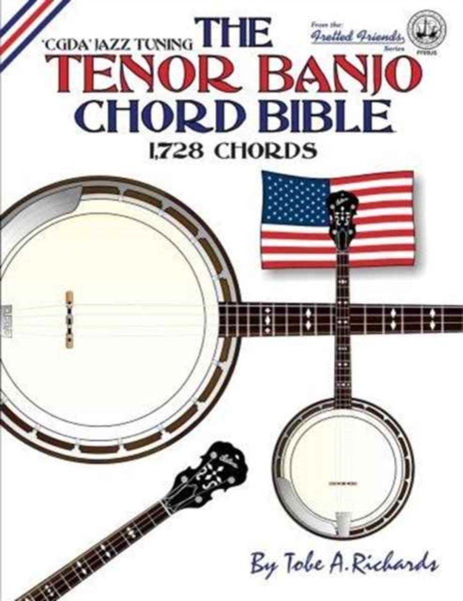 Bol The Tenor Banjo Chord Bible Cgda Standa Tobe A Richards