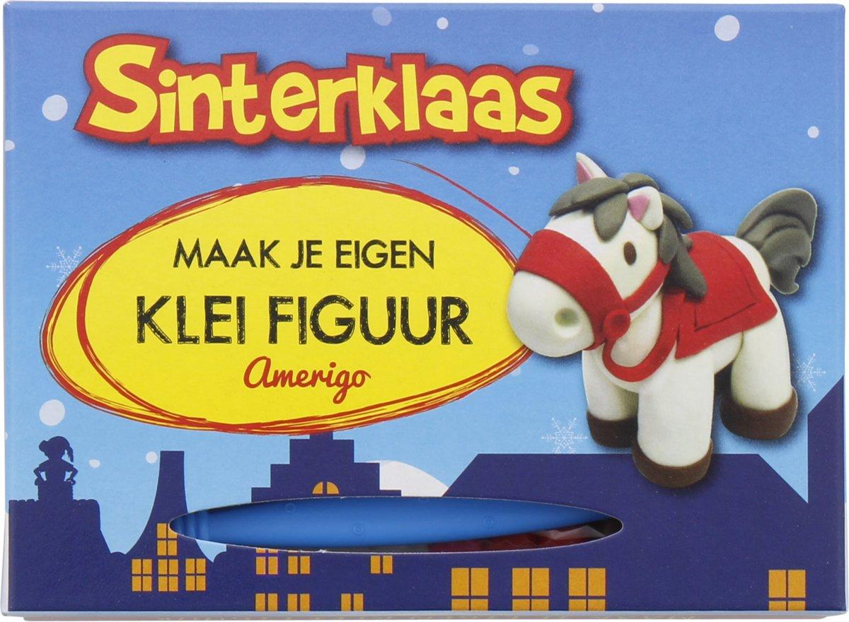 Sinterklaas - Maak je eigen klei figuur - Sinterklaas kopen