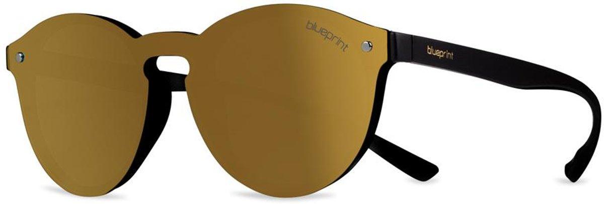 Blueprint Eyewear Ivy // Champagne Gold - Zonnebril - Goud kopen
