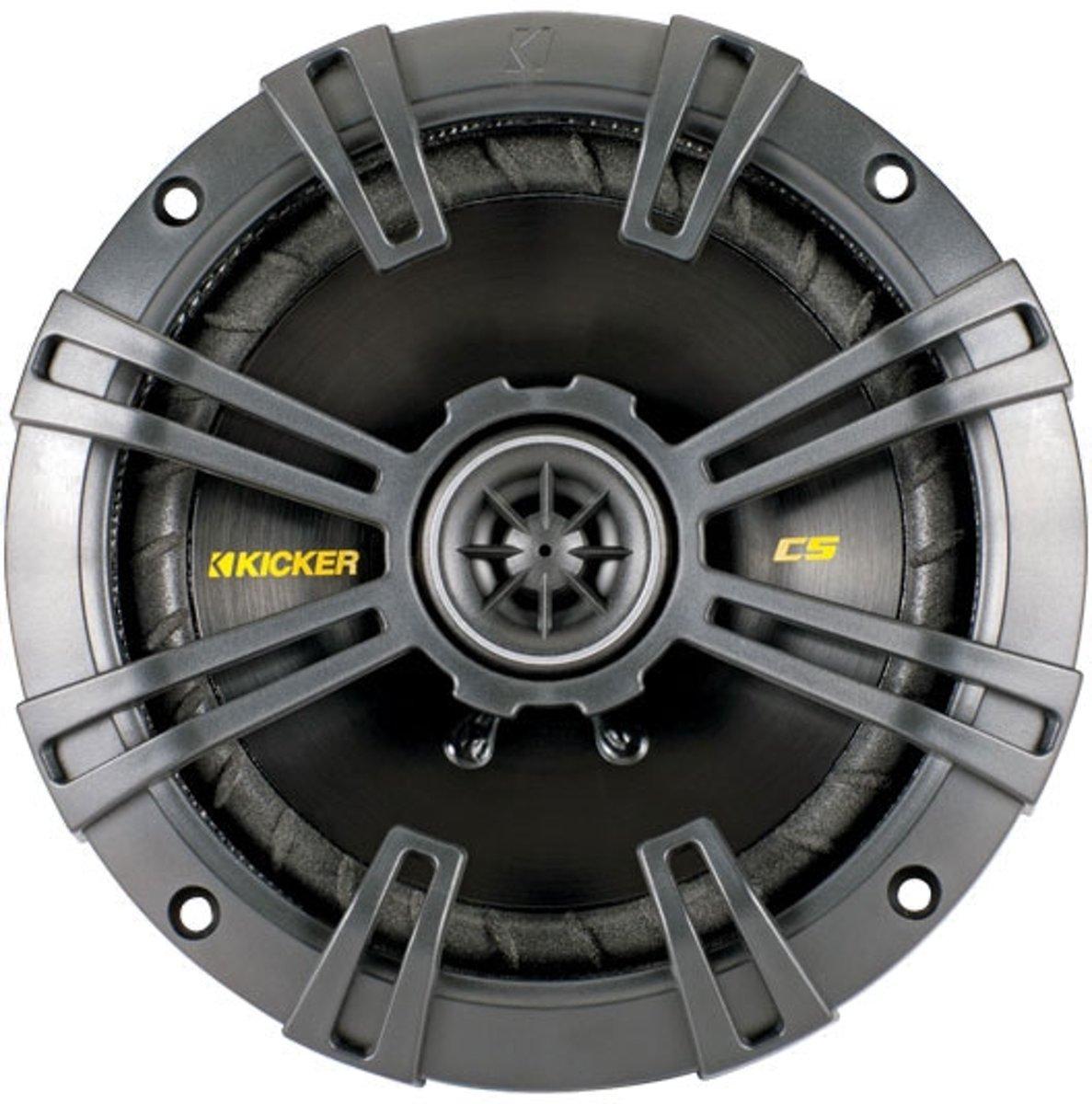 Kicker CS65 Rond 2-weg 300W autospeaker kopen