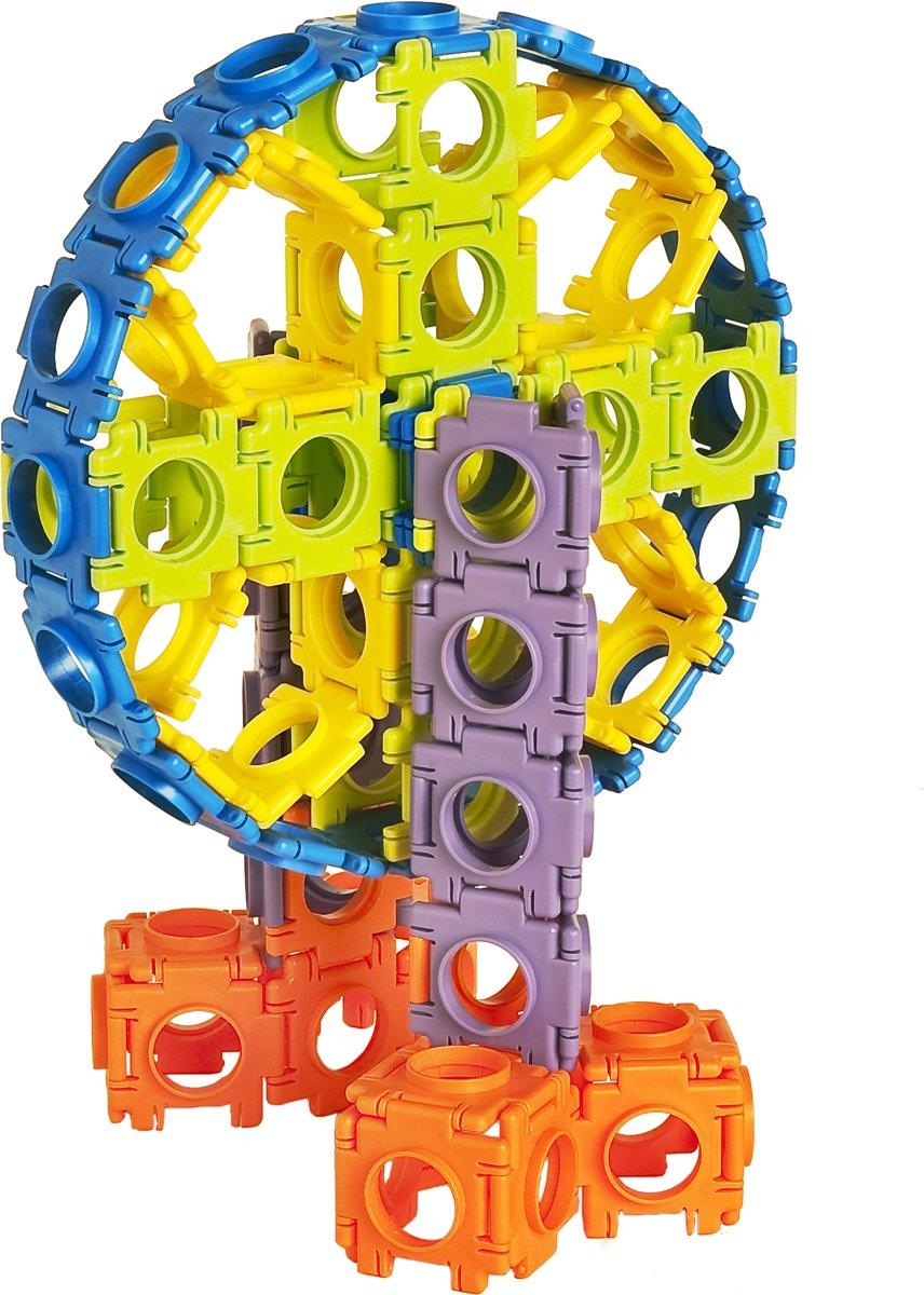Modulmax Box - Constructiespeelgoed - 100 stukjes
