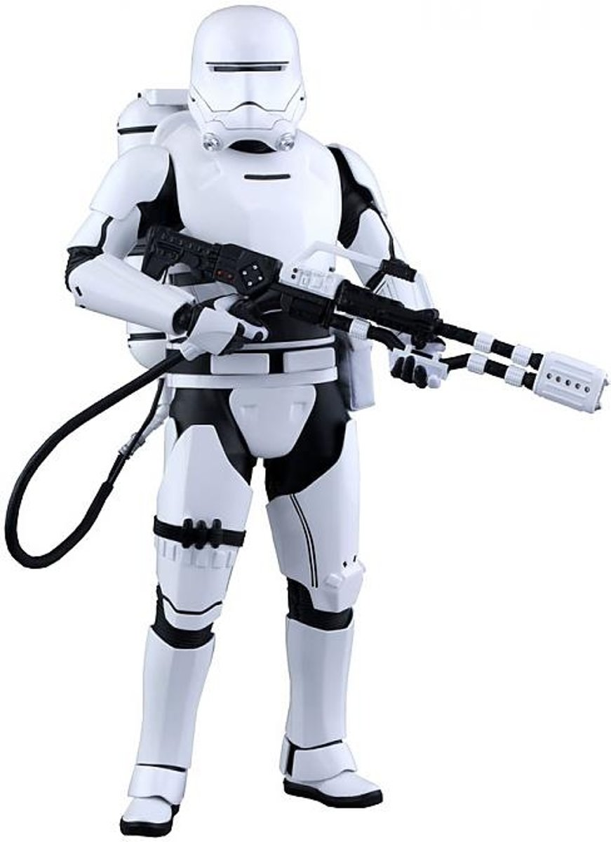 Action figure Star Wars 30 cm deluxe Flametrooper