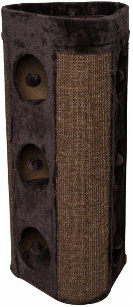 Trixie Krabpaal Trend Aspen 100 Bruin 45x42x100cm