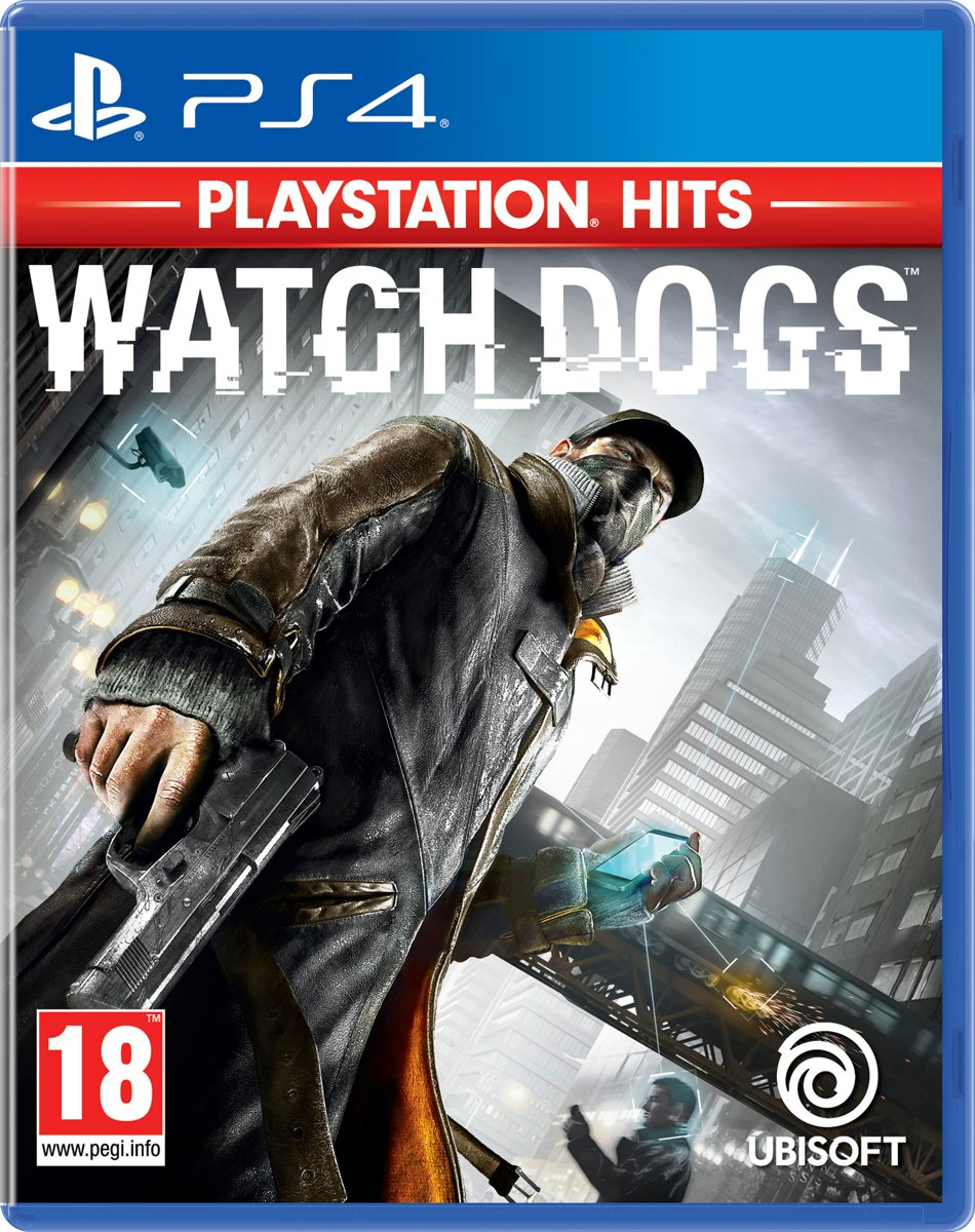 Watch Dogs - PlayStation Hits PlayStation 4