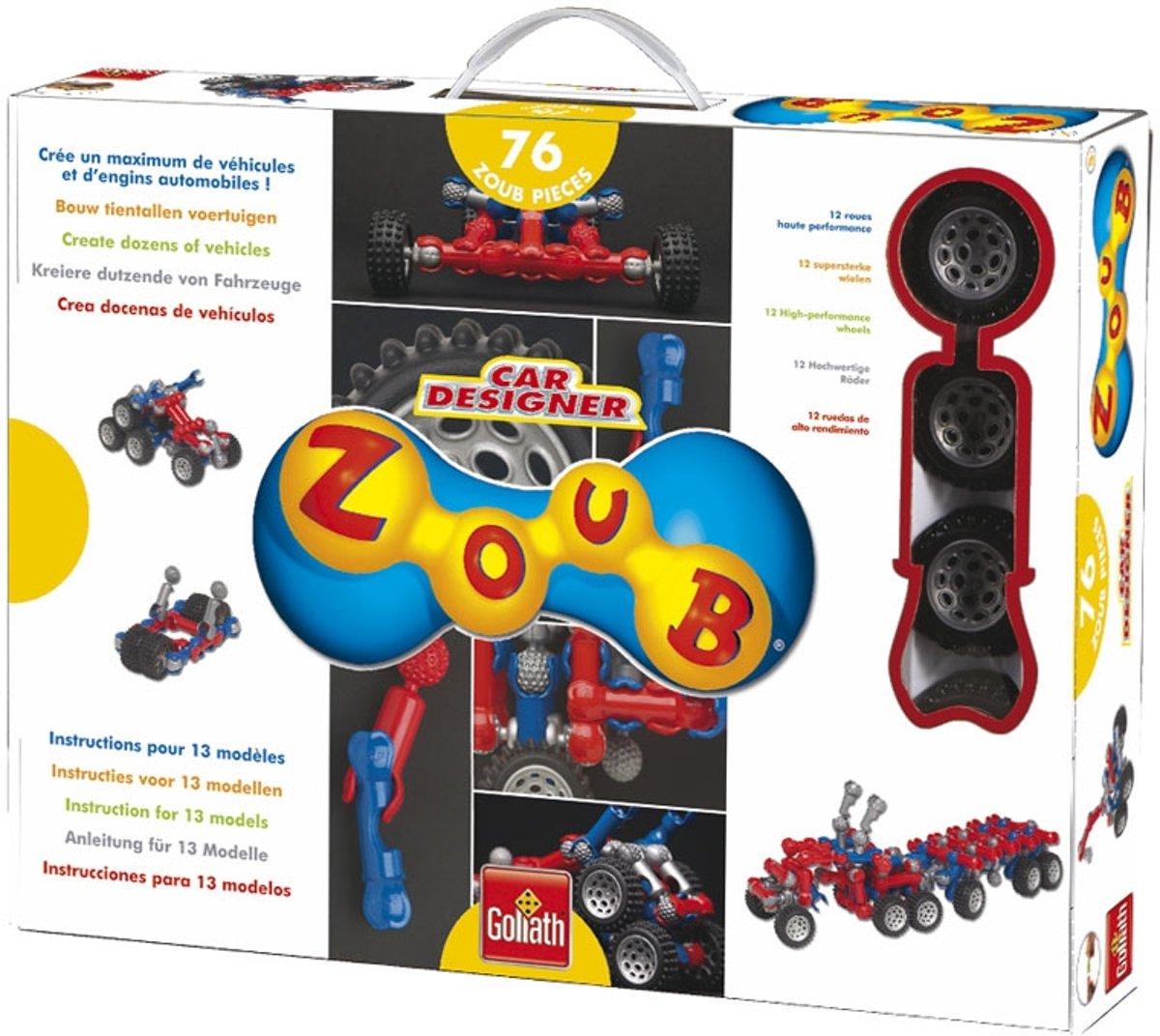 Zoub - Racer