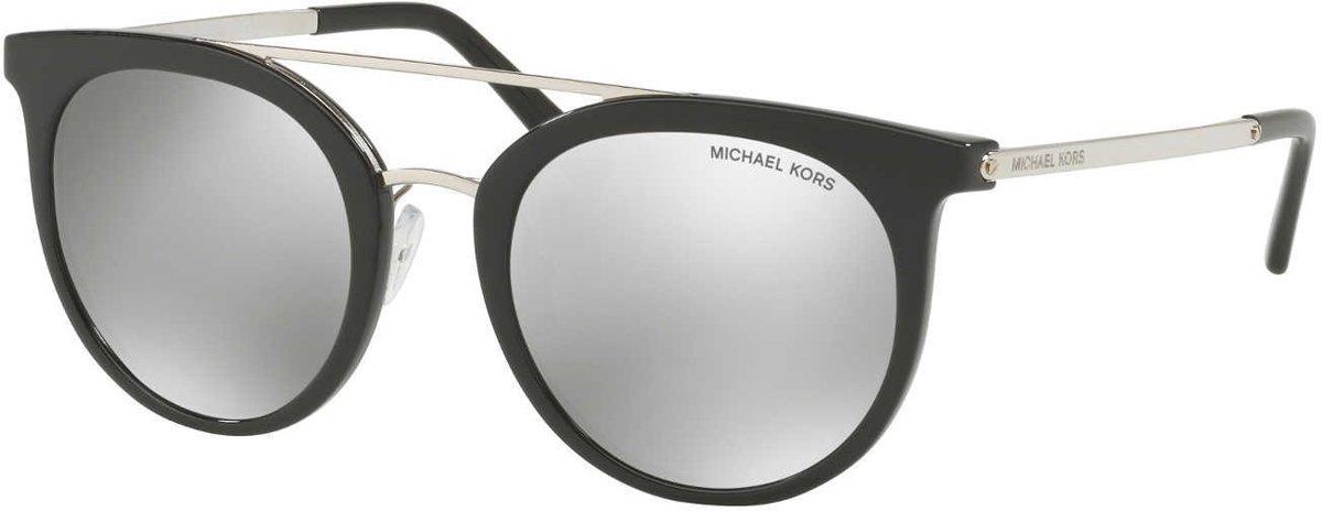 Michael Kors Ila Black Zonnebril MK2056 32716G 50 - Zwart kopen