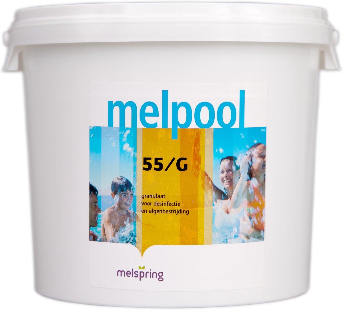 Chloorgranulaat 5kg (Snelwerkende chloor)