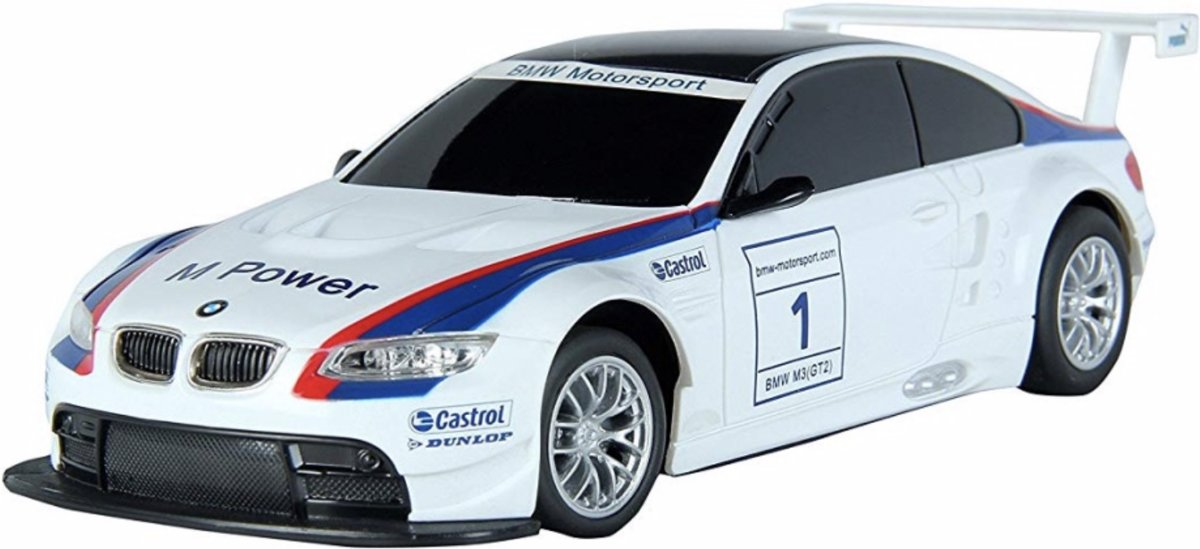 RC BMW M3 GT2 1:24 wit kopen