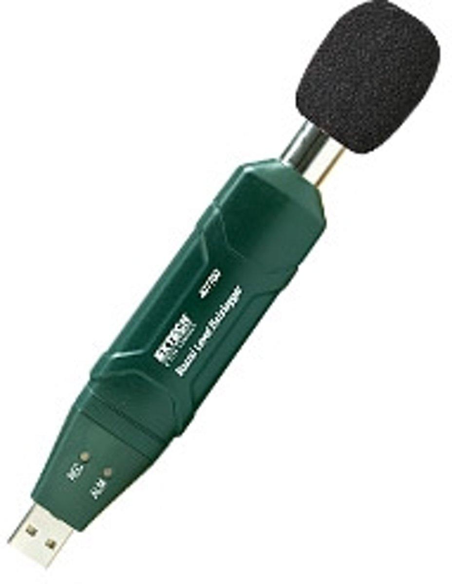 407760: Geluidsmeter met datalogger en USB kopen
