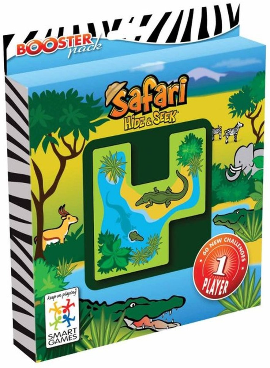 Smart Games Hide & Seek - Safari Uitbreiding