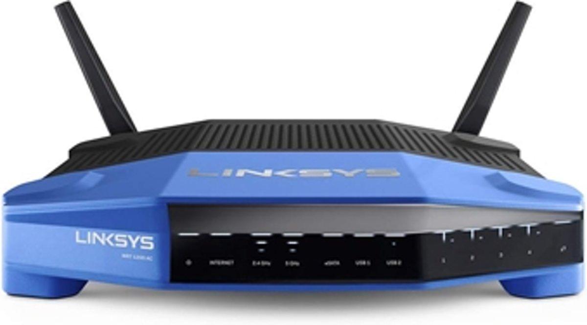 Linksys WRT1200AC - Router voor €99
