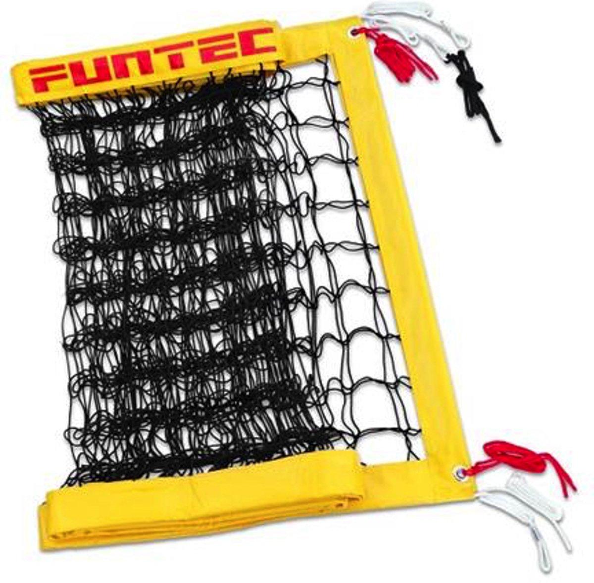 Funtec - Professioneel beachvolleybalnet - Pro Beach maas 4,5 cm kopen