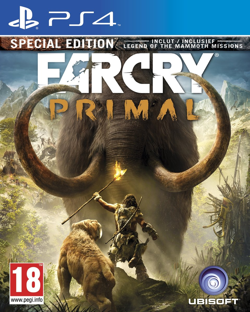Far Cry: Primal - Special Edition PlayStation 4