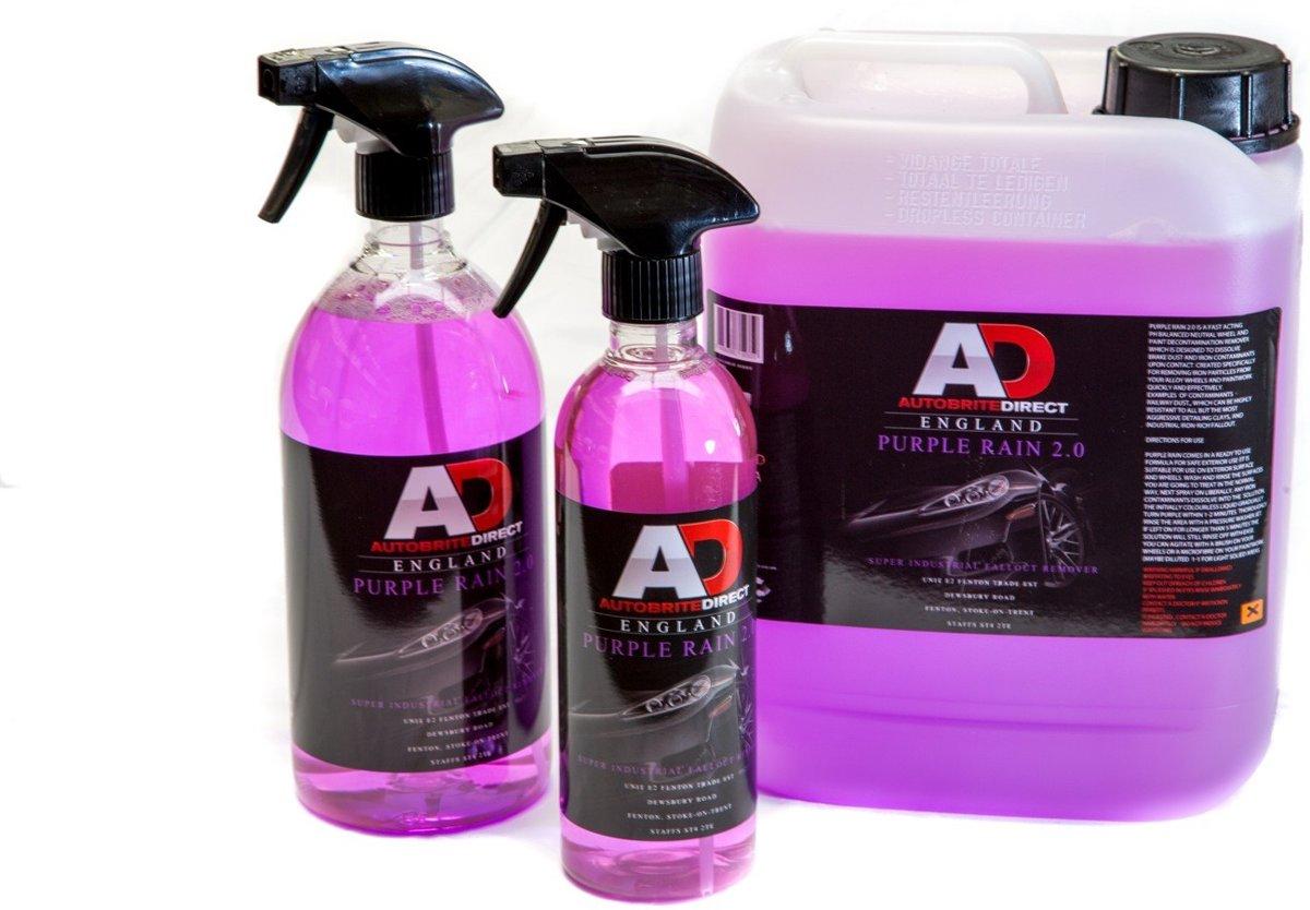 Foto van AutoBrite Purple Rain Velgenreiniger 5 Liter