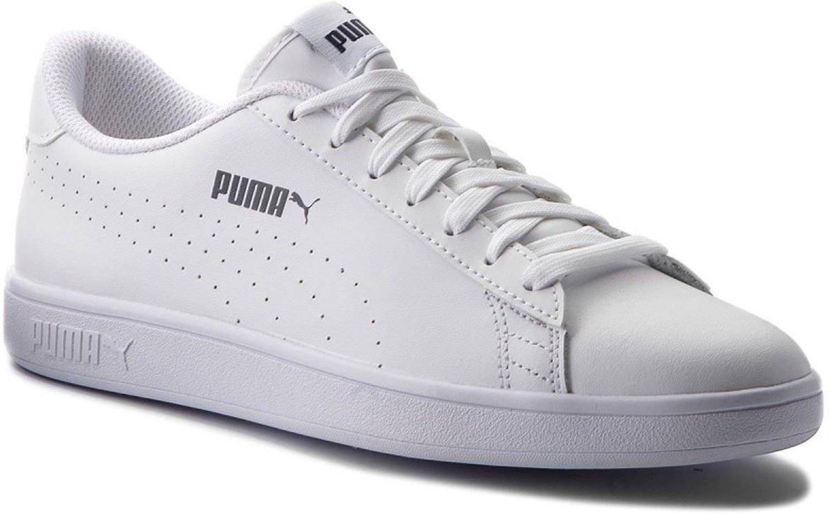 c2d156a550c bol.com | Puma Smash v2 L Sneakers - Maat 44.5 - Mannen - wit
