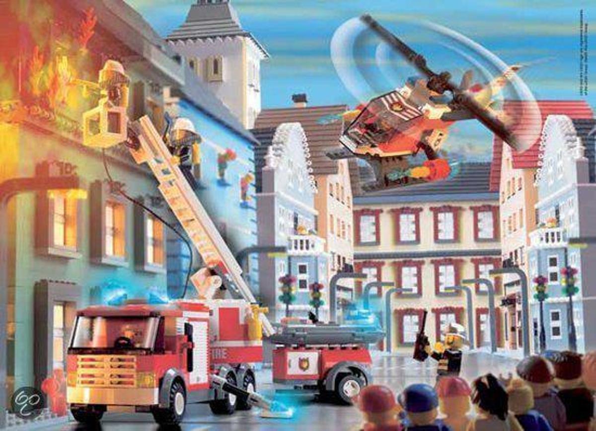 LEGO City - Brandweer