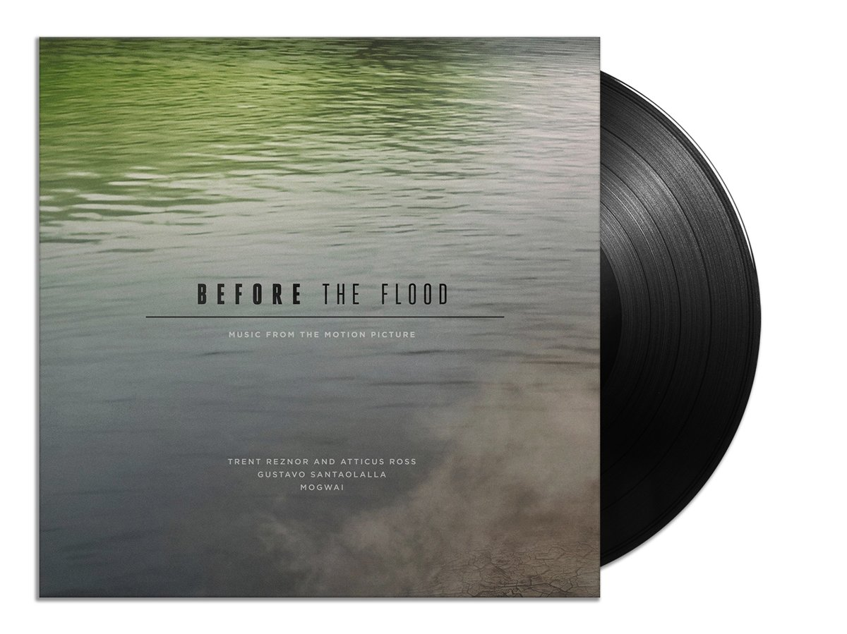 Trent Reznor & Atticus Ross;Gustavo Santaolalla;Mogwai - Before The Flood (Original Motion Picture Soundtrack) | Vinyl kopen