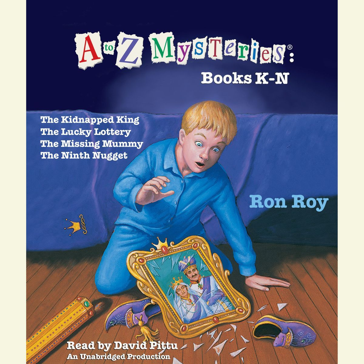 A to Z Mysteries: Books K-N - Ron Roy