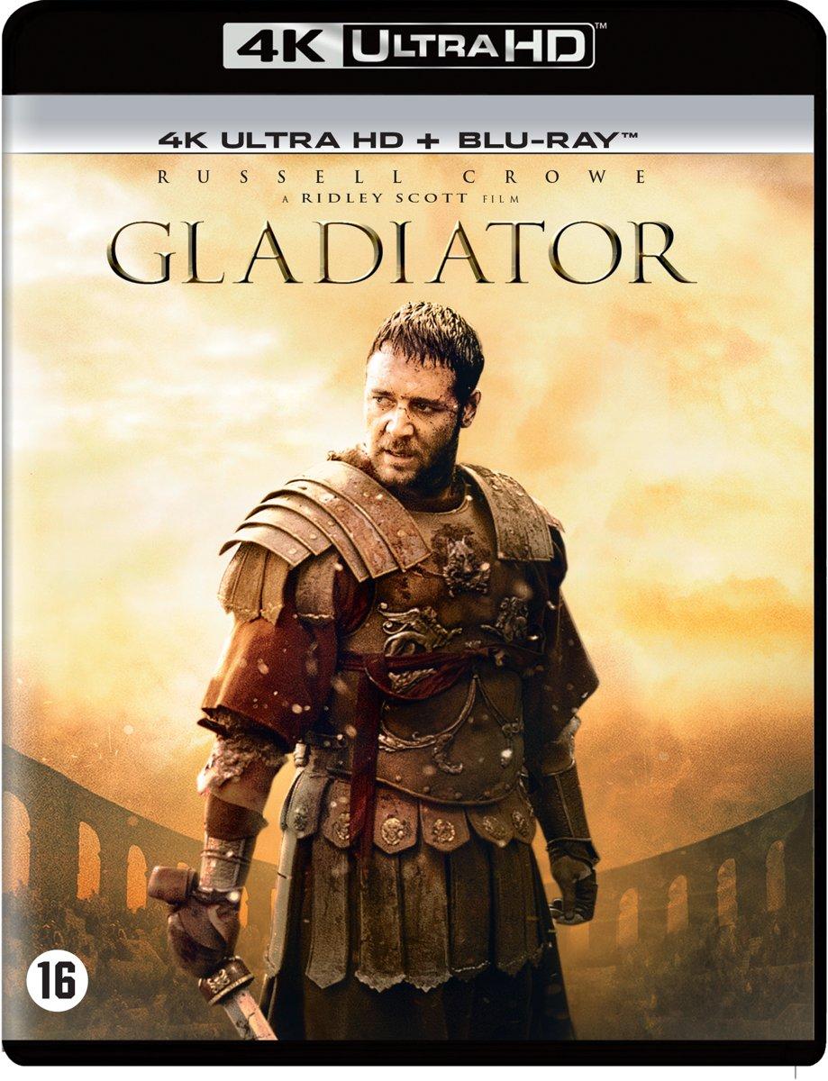 Gladiator (4K Ultra HD Blu-ray)-
