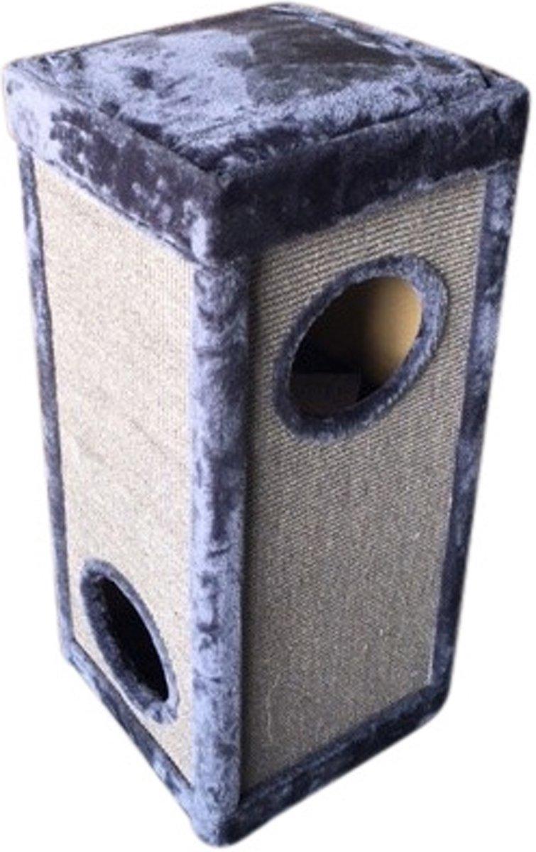 Topmast Krabton Rockpalace 90cm Grijs 40 * 40 * 90 cm