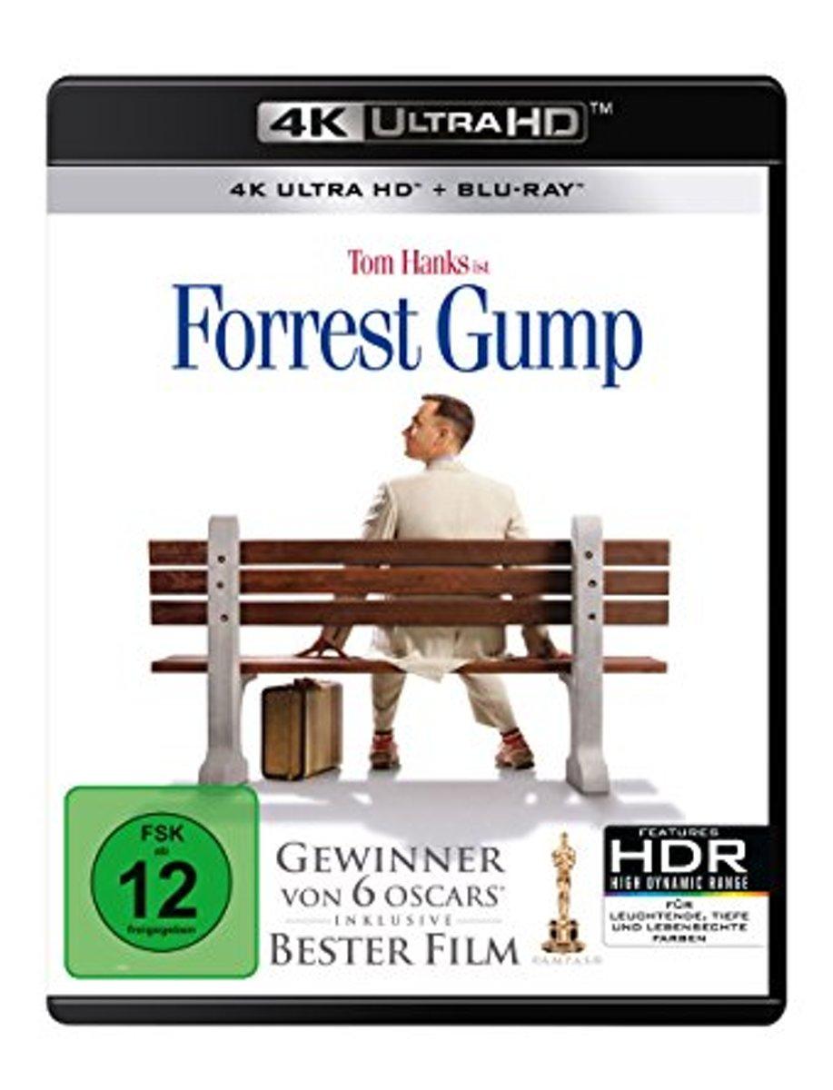 Forrest Gump (Ultra HD Blu-ray & Blu-ray)-