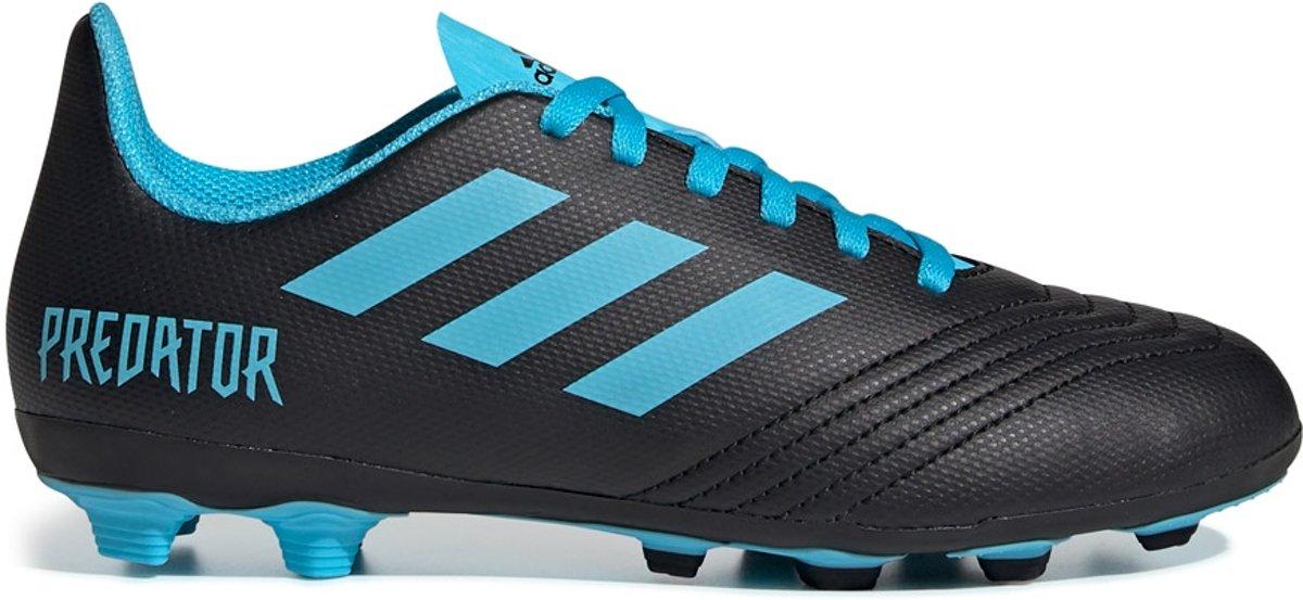 Adidas Predator 19.4 FxG Jr Voetbalschoenen GrasKunstgras (FGAG) zwart 30