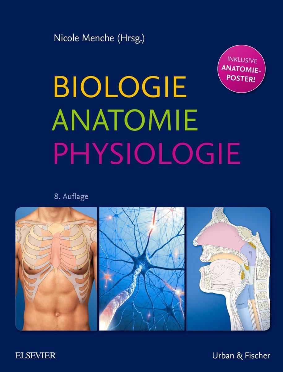 bol.com | Biologie Anatomie Physiologie (ebook) | 9783437187759 | Boeken