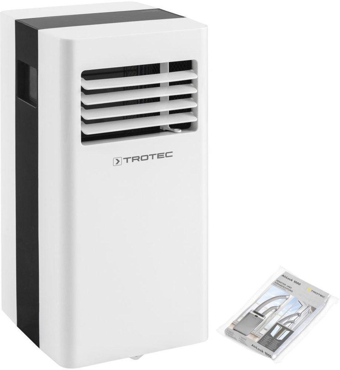 TROTEC Mobiele airco PAC 2600 X & AirLock 1000 kopen