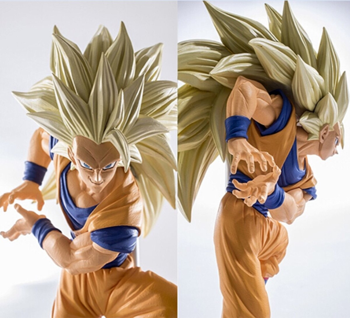 Goku Super Saiyan 3e Vorm PVC Figurine - Dragon Ball Z