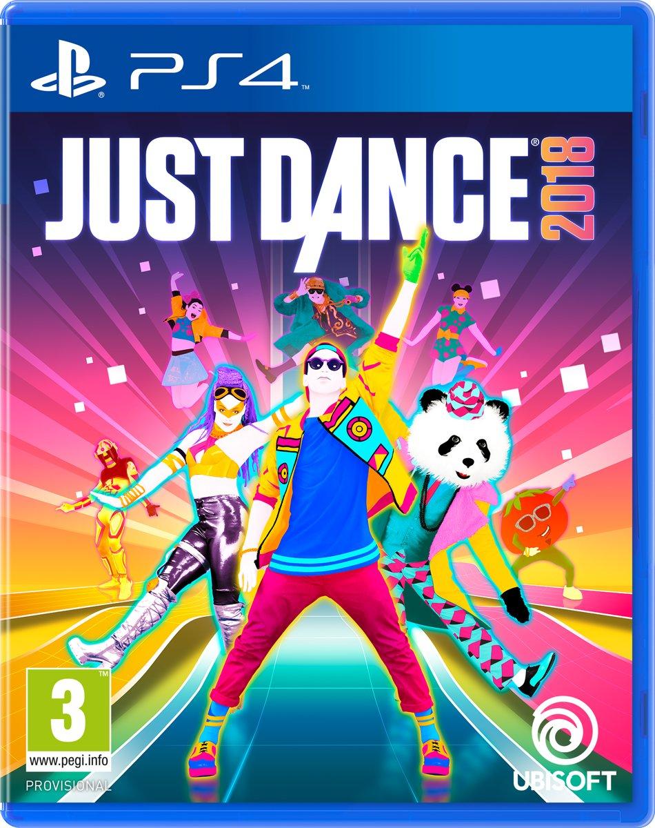 Just Dance 2018 - PS4 voor €27