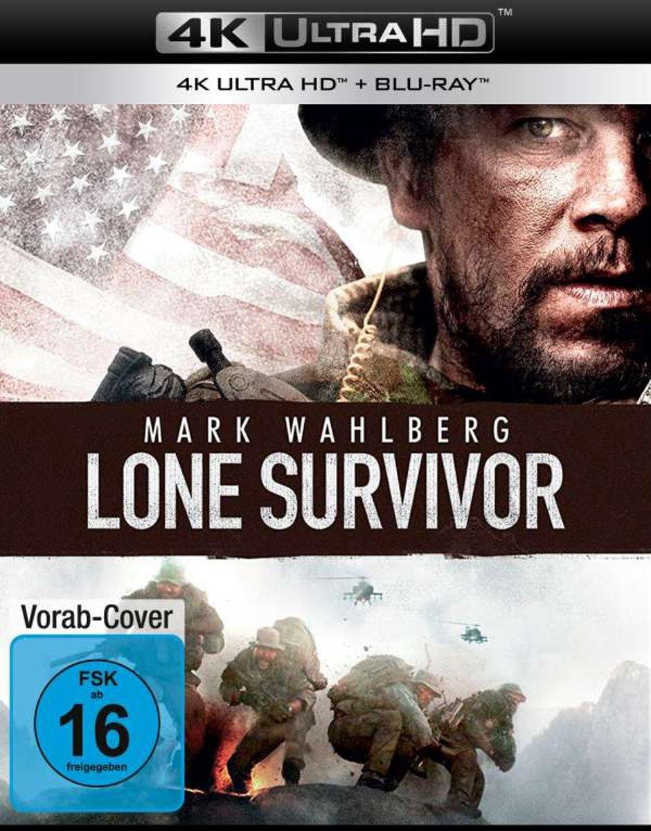 Lone Survivor (4K Ultra HD Blu-ray) (Import)-
