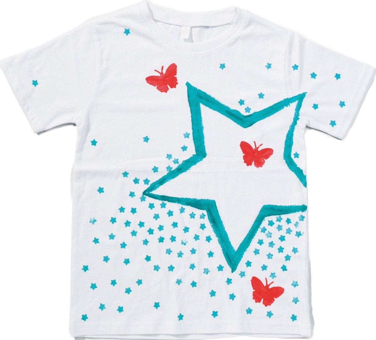 New bol.com   SES Textielverf met t-shirt, SES   Speelgoed @BO59